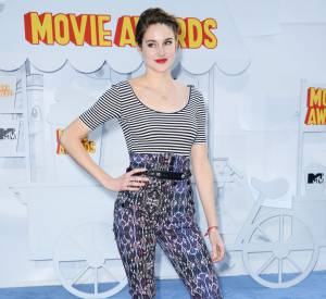 Top : Shailene Woodley en Isabel Marant aux MTV Movie Awards 2015.