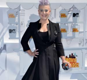 Flop : Kelly Osbourne version dadame aux MTV Movie Awards 2015.
