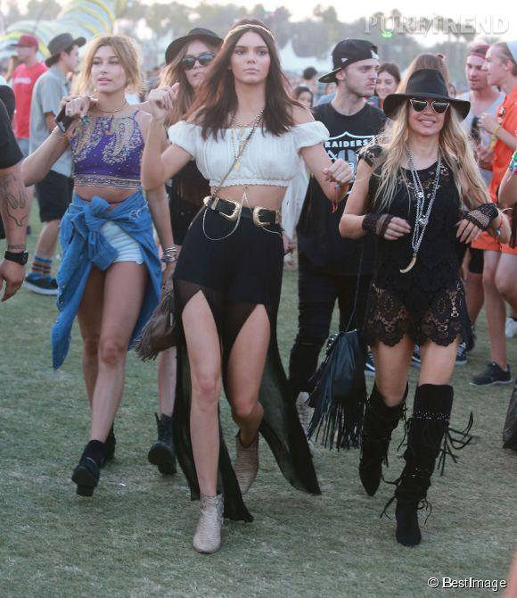 Kendall Jenner, une Esmeralda des temps modernes.