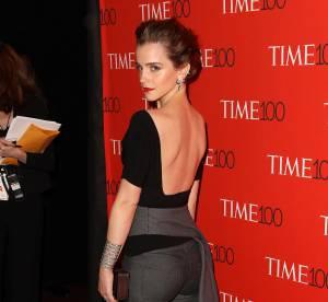 Emma Watson : le dos nu le plus sexy et influent au monde