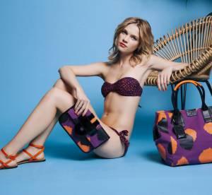 Tila March x Naelie : cabas et bikini, la jolie collab de l'été