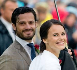 Carl Philip de Suède et Sofia Hellqvist fêtent la fin de leur célibat