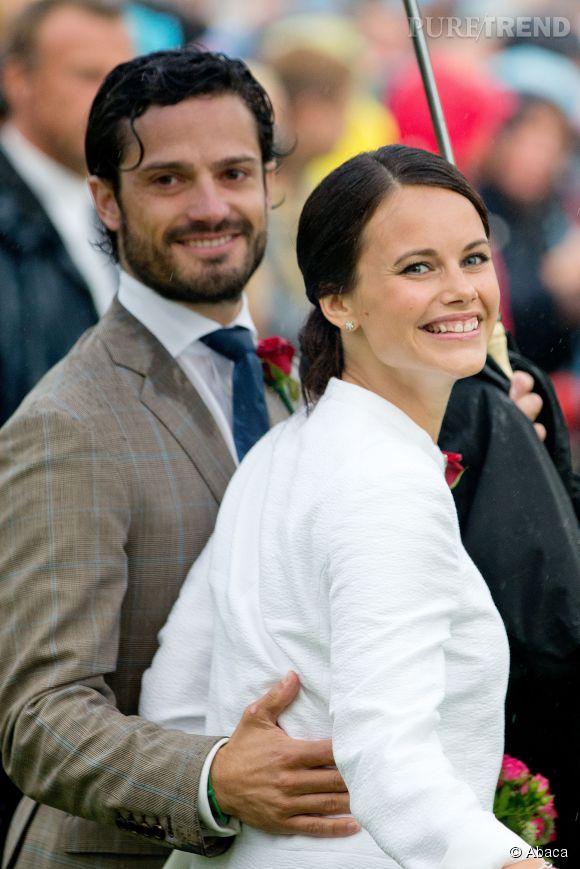 Carl Philip de Suède et Sofia Hellqvist se marieront le 13 juin 2015.