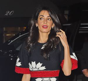 Amal Clooney : la first lady d'Hollywood éclipse George Clooney