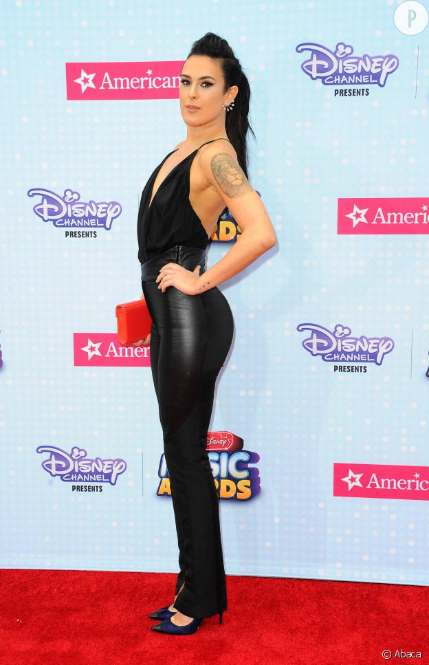 Rumer Willis aux Radio Disney Music Awards le 25 avril 2015.