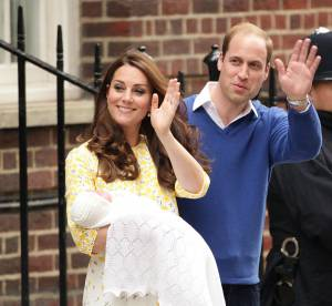 Kate Middleton et le prince William : le prénom de leur fille déjà révélé...