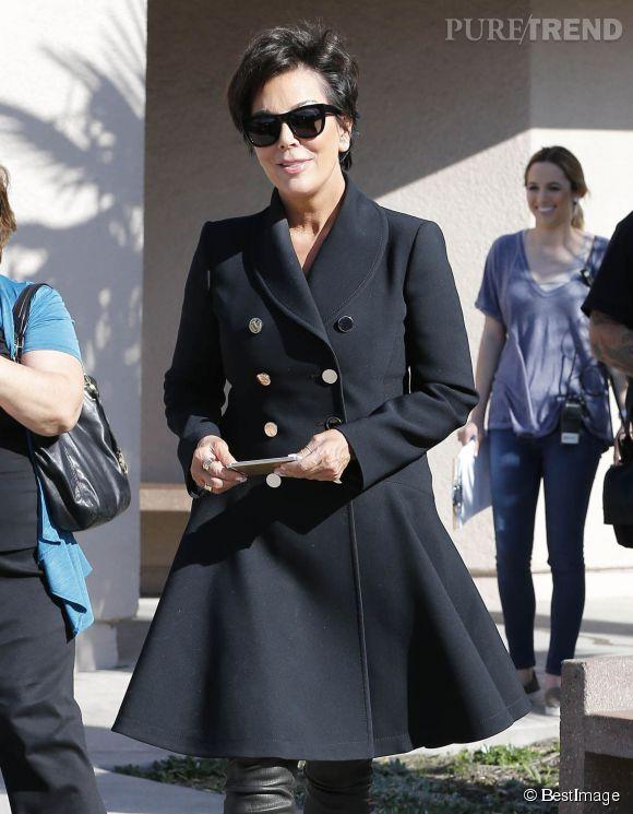 """Dans les prochains épisodes de """"L'incroyable famille Kardashian"""", Kris Jenner est en larmes, évoquant sa vie passée aux côtés de Bruce Jenner."""