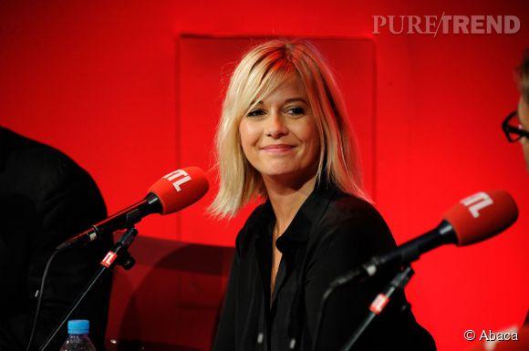 """Flavie Flament anime depuis 2011 l'émission """"On est fait pour s'entendre"""" sur RTL."""