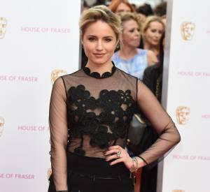 Dianna Agron aux BAFTA TV Awards 2015 à Londres le 10 mai.