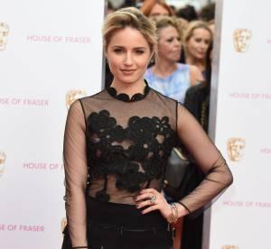 Dianna Agron, Pixie Lott et Laura Whitmore : glamour et sex-appeal aux Bafta TV