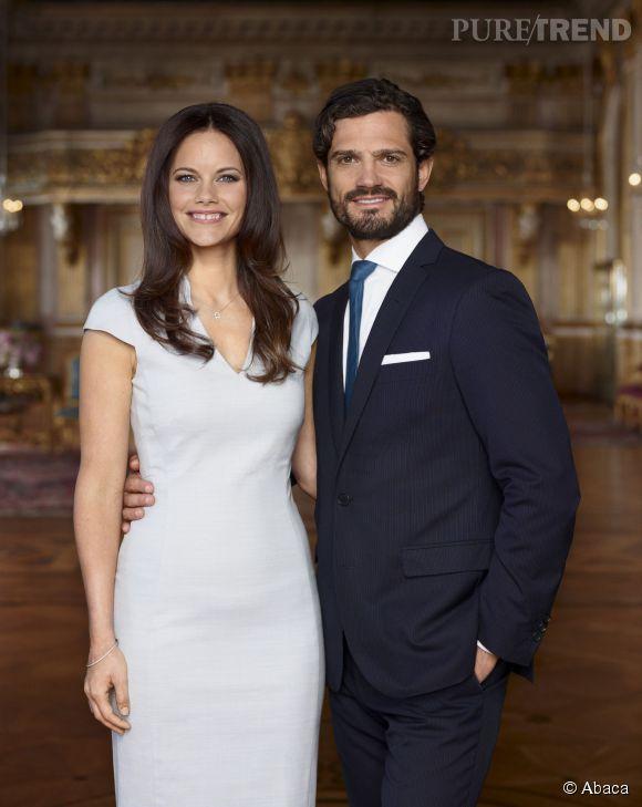 Le prince Carl Philip de Suède et sa belle Sofia Hellqvist seront mari et femme dans un mois seulement.