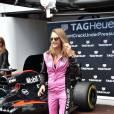 Cara Delevingne au Grand Prix de Monaco le 24 mai 2015.