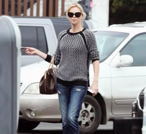 Charlize Theron : le look élégant et décontracté... A copier !