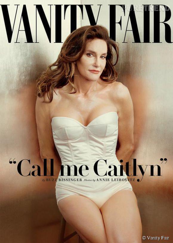 Caitlyn Jenner a reçu énormément de soutiens sur les réseaux sociaux après la publication de la photo de sa couverture pour Vanity Fair.