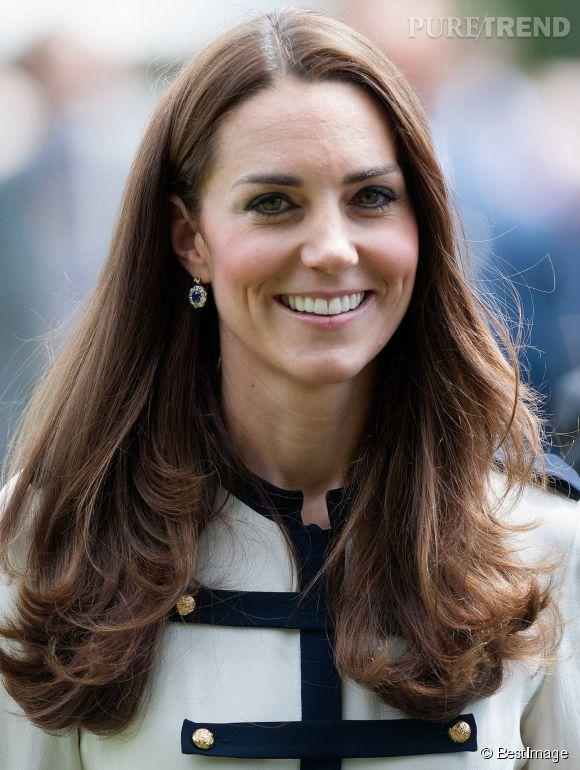 Kate Middleton doit ses sourcils naturels et propres à une Française !
