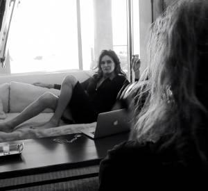 Dans les coulisses du shooting de Caitlyn Jenner pour Vanity Fair.