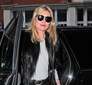 Kate Moss : débarquée d'un avion à cause de son comportement