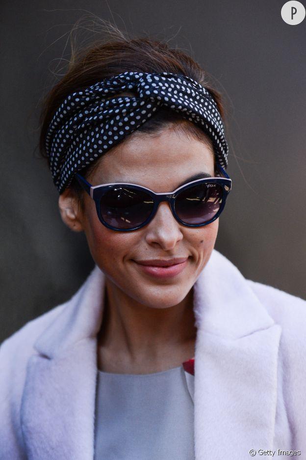 Le turban, un brin rétro et tellement féminin !