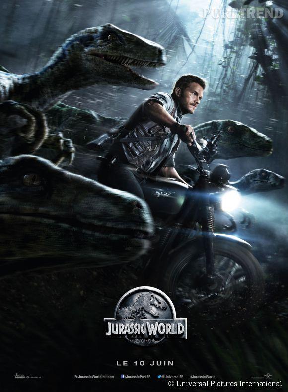"""""""Jurassic World"""" est l'un des films les plus attendus de 2015."""