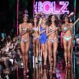 Les shows Calzedonia n'ont rien à envier aux shows Victoria's Secret !