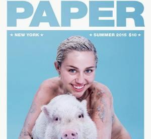 Miley Cyrus : photos choc et bisexualité, la chanteuse se met (vraiment) à nu