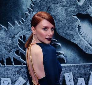 "Bryce Dallas Howard, sensation de Jurassic World : ""J'adore Omar Sy !"""