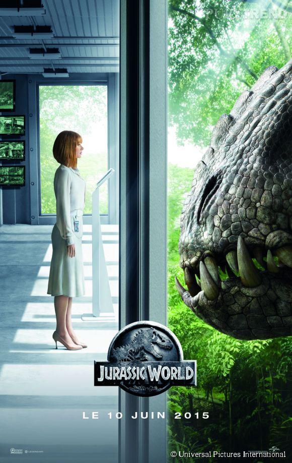 Bryce Dallas Howard interprète Claire, directrice du parc imaginé par le docteur John Hammond 22 ans plus tôt.