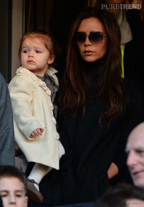 Victoria Beckham et Harper Seven, des fashionistas hors pair !