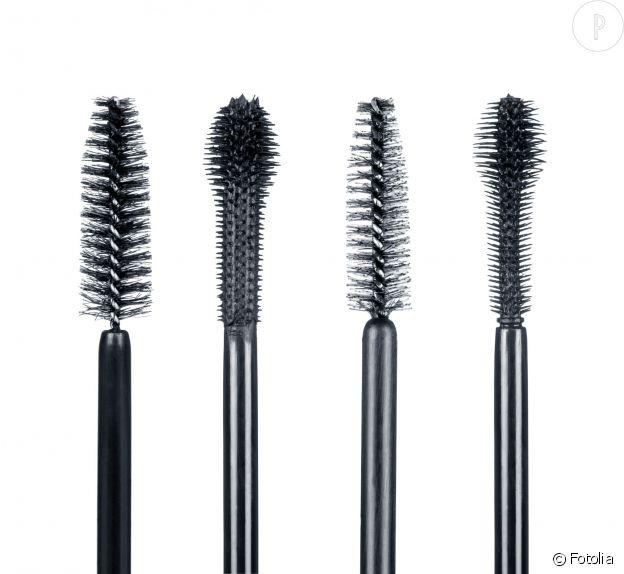 Une fois nettoyée, votre brosse de mascara peut sevir de brosse à sourcils...