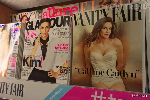 Caitlyn Jenner fait presque autant parler d'elle que Kim Kardashian.