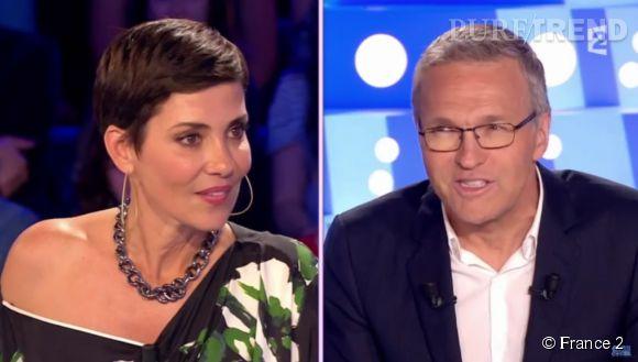 """Laurent Ruquier et Léa Salamé s'en prennent à Cristina Cordula dans """"On n'est pas couché"""""""
