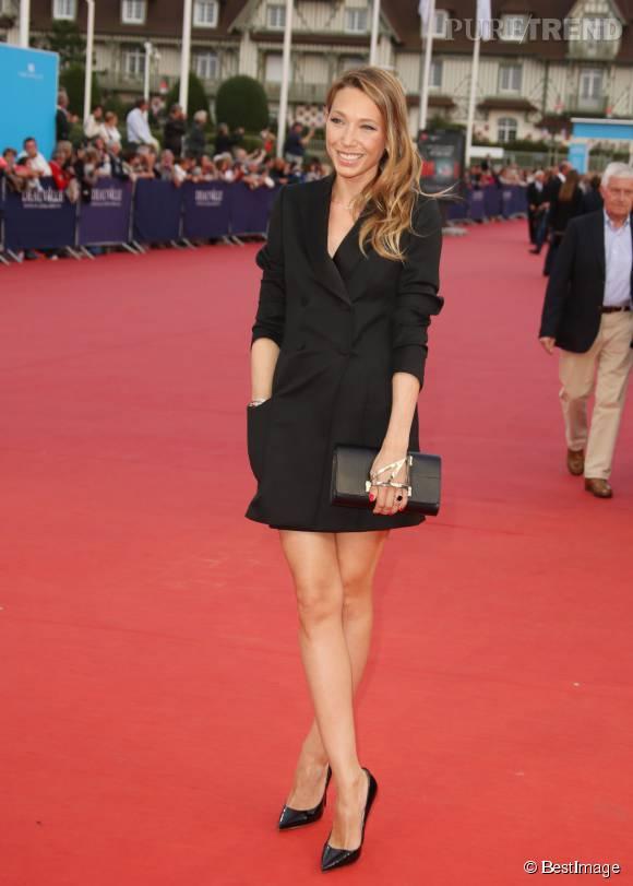 Laura Smet, un look parfait pour fouler le red carpet