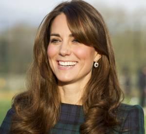 Kate Middleton change de tête : une nouvelle frange pour la duchesse