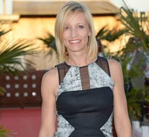 Alexandra Lamy : blondeur ultra lisse et robe moulante, la quadra en jette !