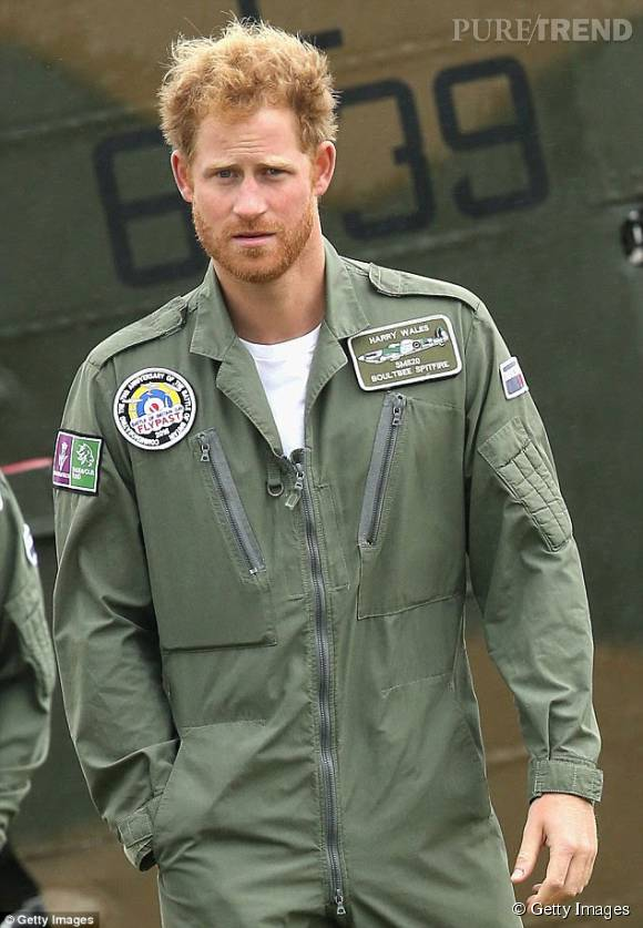 Le Prince Harry a aujourd'hui, 15 septembre 2015, 31 ans.