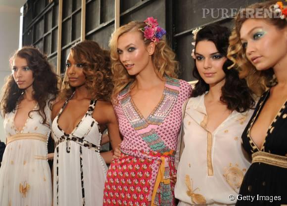 Karlie Kloss, Gigi Hadid ou encore Kendall Jenner ont pris de bonnes habitudes pour leur peau.