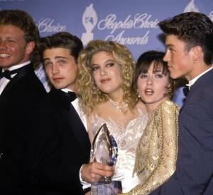 """Tori Spelling avoue avoir couché avec deux de ses partenaires de """"Beverly Hills : 90210""""."""
