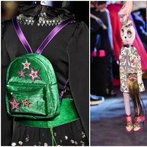 Les accessoires du défilé Printemps-Été 2016 Manish Arora.