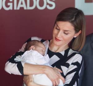 Letizia d'Espagne : très sexy en mini-jupe, elle attendrit la Croix-Rouge