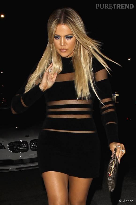 Khloe Kardashian a perdu pas moins de 16 kilos.