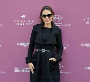 Virginie Ledoyen, une vraie Parisienne.