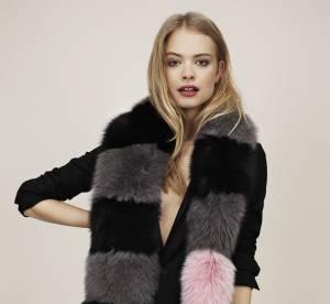 Charlotte Simone : la marque de fourrure from London débarque chez colette