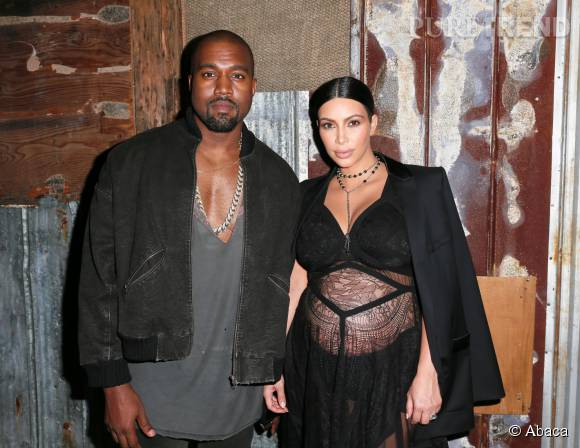 Kim Kardashian et Kanye West attendent leur deuxième enfant, un petit garçon.