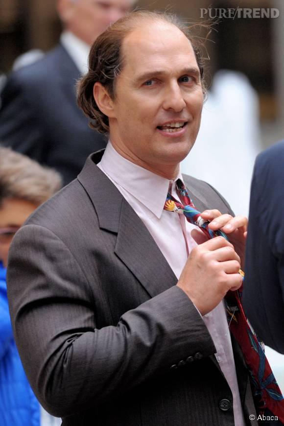 Matthew McConaughey se transforme encore pour les besoins d'un film.