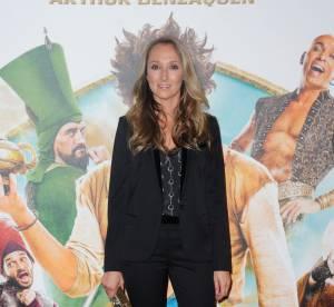 Audrey Lamy : nouvelle coupe de cheveux pour l'avant-première d'Aladin