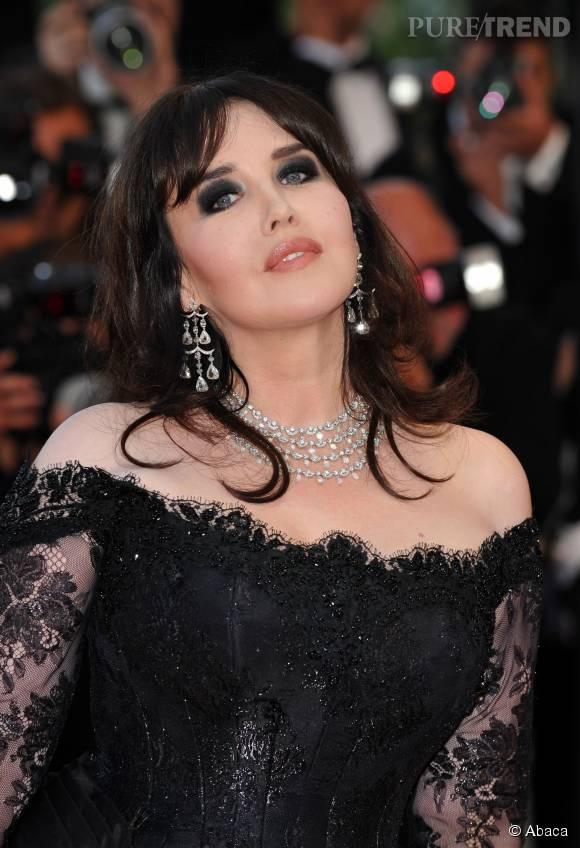 Isabelle Adjani avoue sans tabou un vol dans un palace marocain.