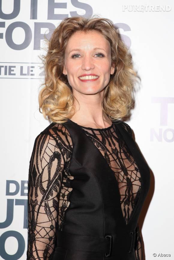 """Alexandra Lamy raconte son tournage traumatisant pour """"Une chance de trop"""", série diffusée prochainement sur TF1."""
