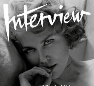 Nicole Kidman : à 48 ans elle ose les photos en lingerie pour Interview