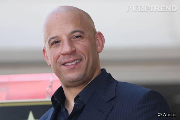 Vin Diesel ne ressemble plus à ça.