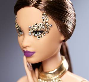 Barbie fait sa Fashion Week et s'offre la célèbre make up artist Pat McGrath